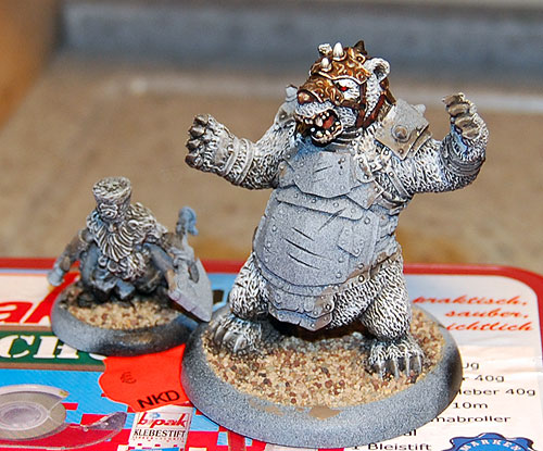 Panzerbjörn