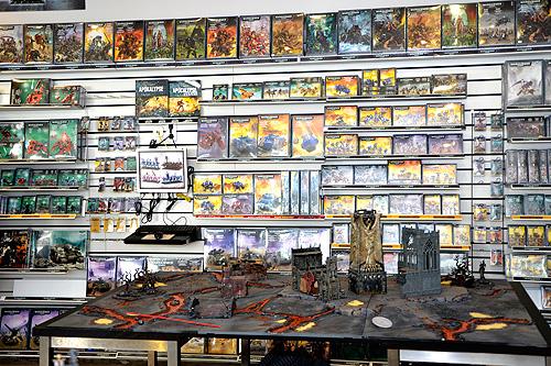 Warhammer 40K Sortiment