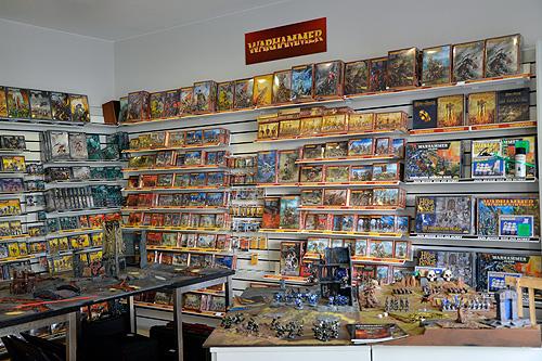 Warhammer Fantasy Sortiment