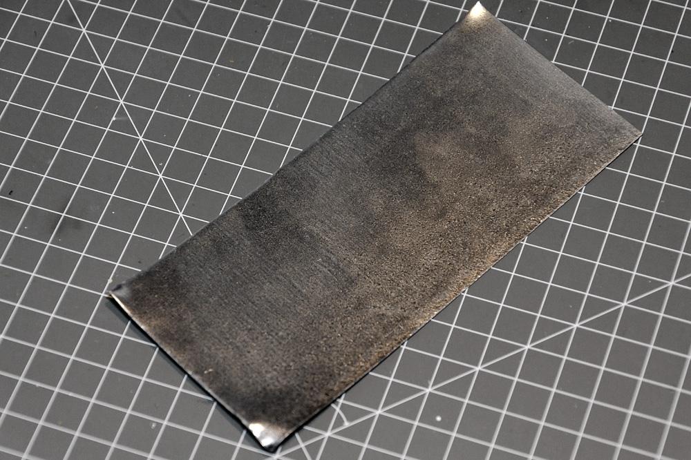 verzinktes Stahlblech