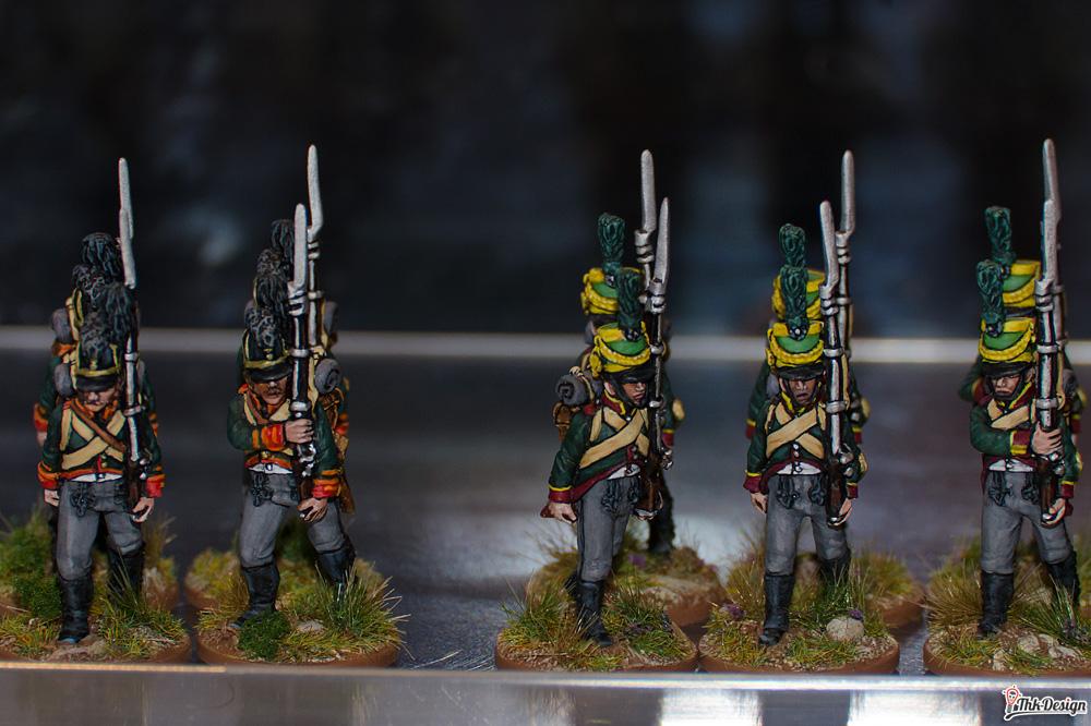 Perry Miniatures Soldaten, detailierte gehts kaum noch