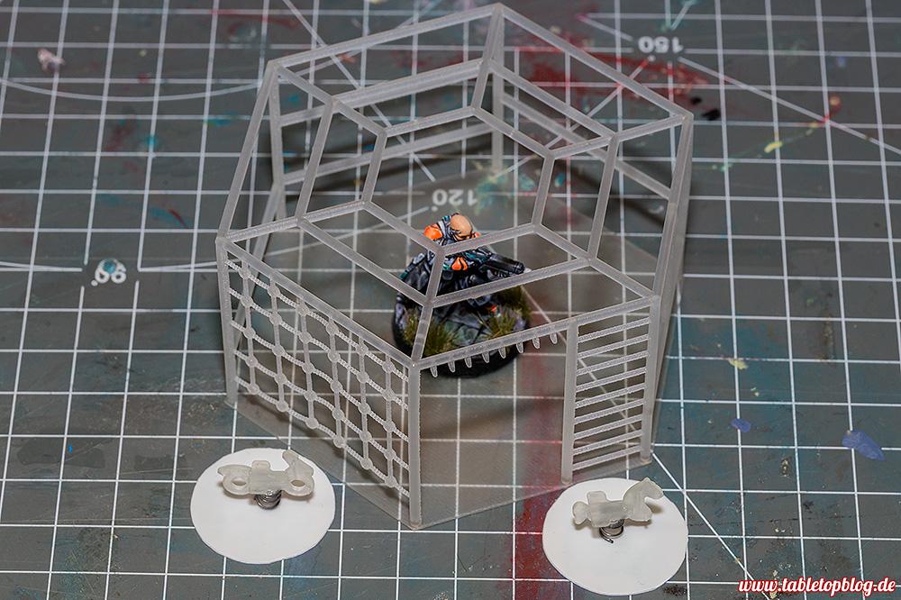 Stadtgelände für Infinity - Spielplatzplatte