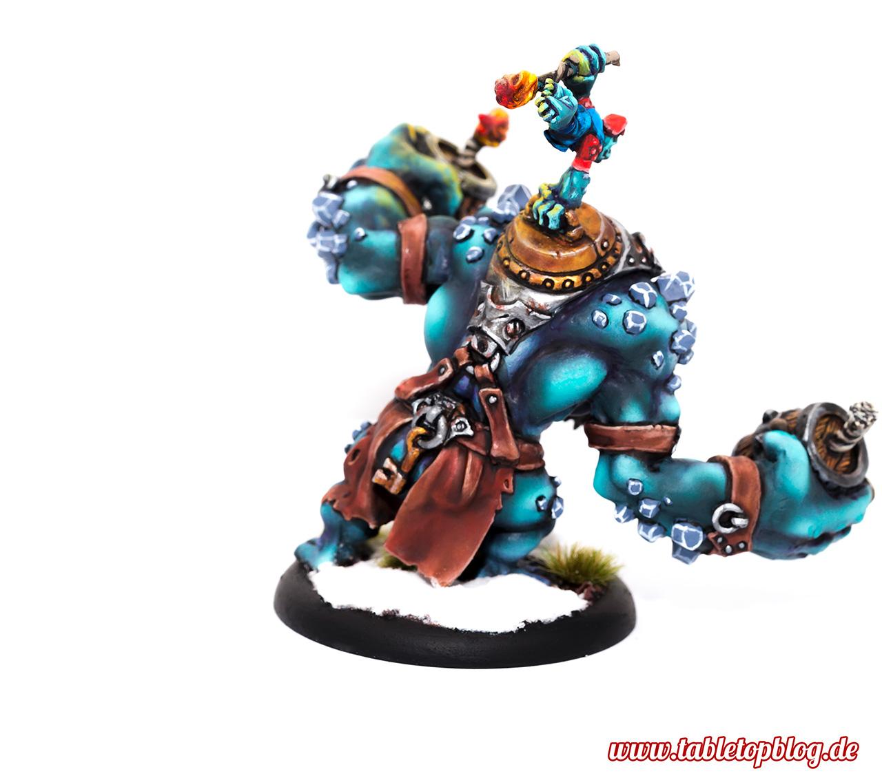 Hordes Troll Bomber