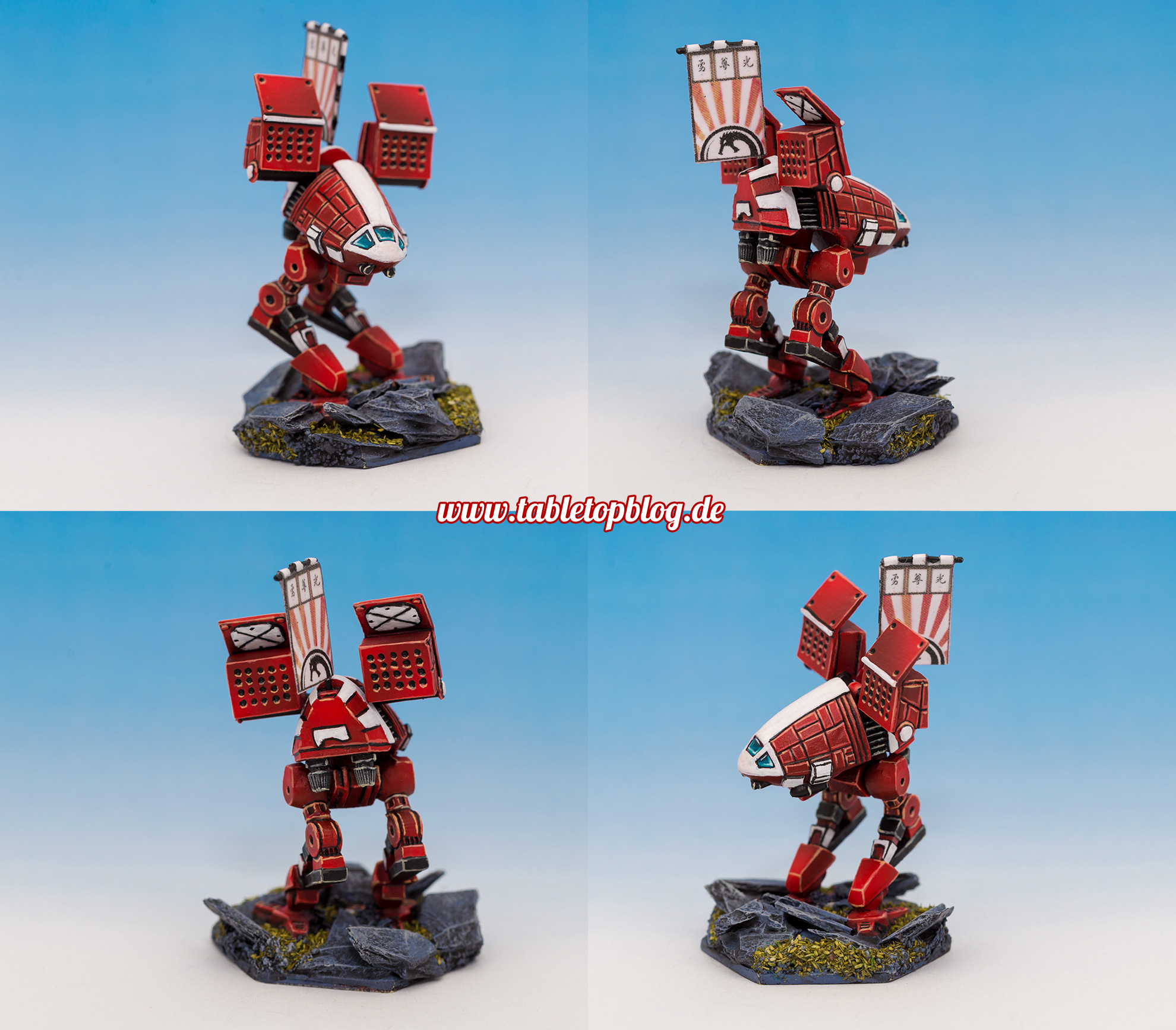 Catapult Battlemech für Battletech